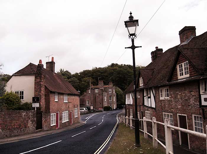 Wickham-Village